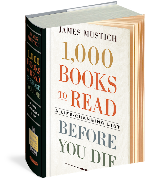 novels to read before you die